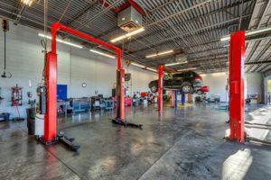 Tanner Motors Garage