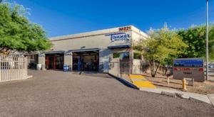Tanner Motors Storefront