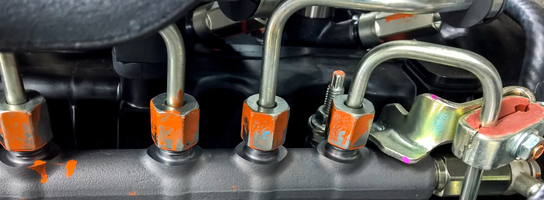 Diesel Car Engine Repair