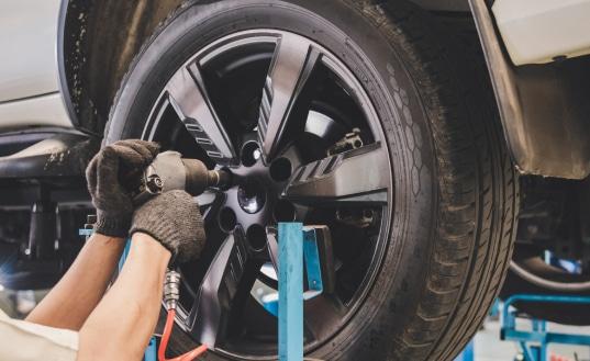 Car Tire Repair & Service
