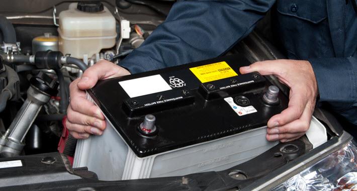 Lexus Battery Replacement