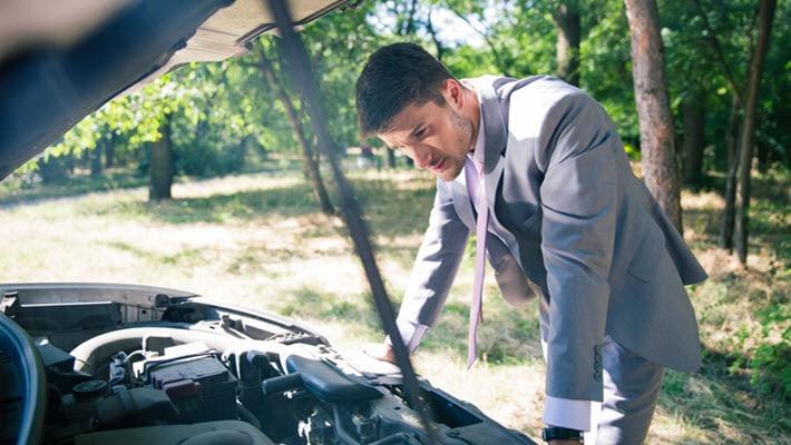 Mercedes Engine Misfire