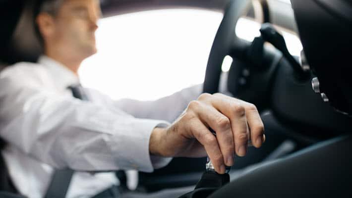 Volvo Gear Shift Problem