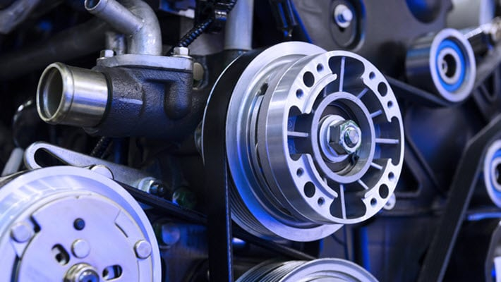 MINI Supercharged Engine